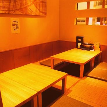 矢まと ペディ汐留店の雰囲気1