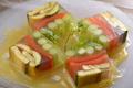 料理メニュー写真野菜のゼリー寄せ