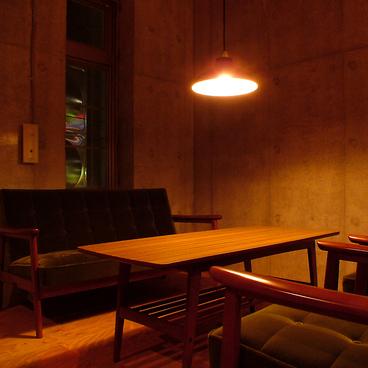 DiningBar +cafe VOID 浜松の雰囲気1