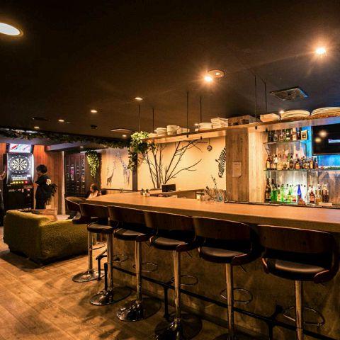 Bar Pleasure|店舗イメージ4