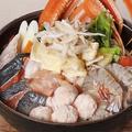 料理メニュー写真【海鮮】親方ちゃんこ(雑炊付き)