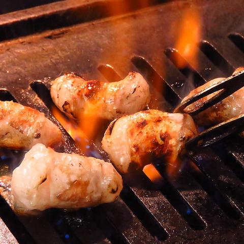 国産鶏肉/豚バラ/ホルモン盛合せ含む【焼肉コース】生含む120分飲み放題付4000円