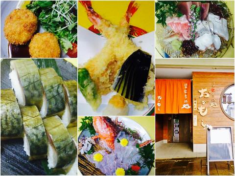 和歌山駅からすぐそば和食店。美味しい海鮮が食べたくなったらどうぞ!