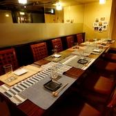 14名テーブル個室