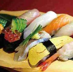 握り寿司十貫