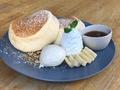 料理メニュー写真リコッタチーズのパンケーキ