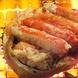 カニ甲羅のぶっこみ焼き