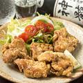 料理メニュー写真ご当地グルメ!若鶏のコメカラ