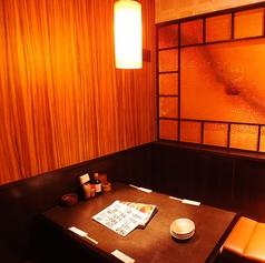 ★☆4名様のテーブルのお席☆★