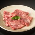料理メニュー写真国産牛ロース