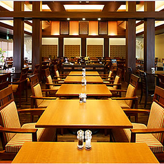 THE DINING 暖琉満菜 沖縄かりゆしビーチリゾート・オーシャンスパの雰囲気1