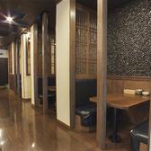 落ち着いた空間でお食事♪会社帰りにもお食事をリーズナブルに美味しくお楽しみ下さい。