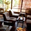 ■貸切も出来る人気のソファ席!打ち上げなどには8名以上で貸切パーティーをどうぞ。■