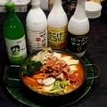 料理メニュー写真豆腐チゲ