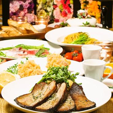 ピラーカフェ Pillar Cafeのおすすめ料理1