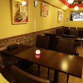 【プライベート利用】2名から6名様用のお席もご用意がありますのでデートや接待利用にもオススメしております。