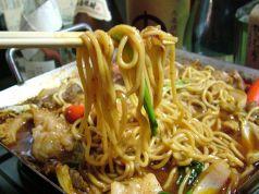 料理メニュー写真ちゃんぽん麺 or 讃岐うどん