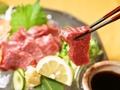 料理メニュー写真赤身刺
