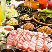 韓国路地裏食堂 カントンの思い出 上野店のおすすめ料理2