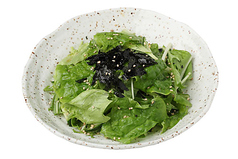 チョレギサラダ/お肉で巻いてシャキシャキ大根サラダ