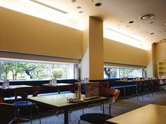 ホテルプリムローズ大阪 喫茶アクアヴェールの写真