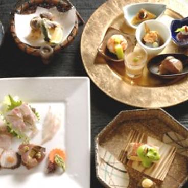 和shoku。の水のおすすめ料理1