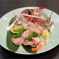 料理メニュー写真鯛の姿造り