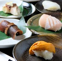 くずし寿司割烹 36.2 HITOHADA ひとはだのおすすめ料理1