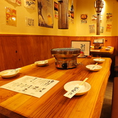 ホルモン焼肉 肉乃家 西明石店の雰囲気3