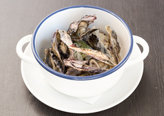 牡蠣の白ワイン蒸し スモール/ラージ