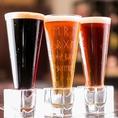 """ワイン以外のドリンクも豊富です!樽生""""ガージェリー""""お店でしか飲めない特別なビールです。華やかでやわらかく、完熟果実のようなフルーティーな味わい。 自由ヶ丘で樽生を飲めるのは当店だけ!"""