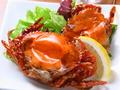 料理メニュー写真かにトマトパスタ