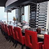 静岡の景色を一望できるカウンター席は全12席。葵タワー25階からの景色は昼も夜も絶景!少人数でのご宴会や接待、お誕生日・記念日にも最適です。非日常を味わうなら是非当店へお越しください。大切な方との贅沢なひとときをお過ごしいただけます。