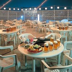 本格炭火焼肉ビアガーデン プラザホテル豊田のコース写真