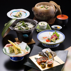 日本料理 竹善のコース写真