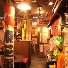 半兵ヱ 大宮駅西口ラーメン日高2F店の写真