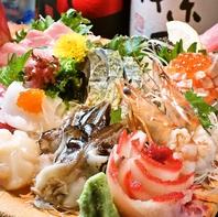 新鮮な魚介類をリーズナブルな価格でご提供いたします!