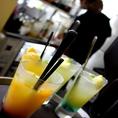 ホールもキッチンも、「おもてなし」の心!女性に大人気のノンアルコールカクテル多数