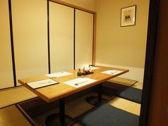 蕎麦割烹 赤坂 三平の雰囲気1