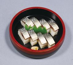 さば松前寿司(8貫)