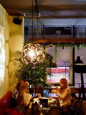 ゼロワン カフェの雰囲気1