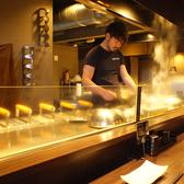 鉄板串焼Dining 串ばる 本店の雰囲気3