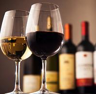【クーポン】グラスワインを一杯プレゼント☆