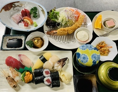 上寿司御膳