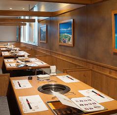 26名様までの個室宴会席をご用意いたしております。コースご注文の方に飲み放題メニューご利用可能です!