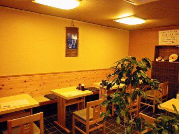 ヒサゴ屋食堂の雰囲気1
