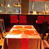 各種ご宴会にお勧めのテーブル席