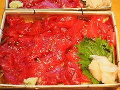 本まぐろ赤身ちらし寿司