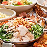 贅沢鍋宴会をご堪能ください!