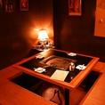 【地下1階】4名様、誕生日会・女子会にはコチラのお席がおすすめ!